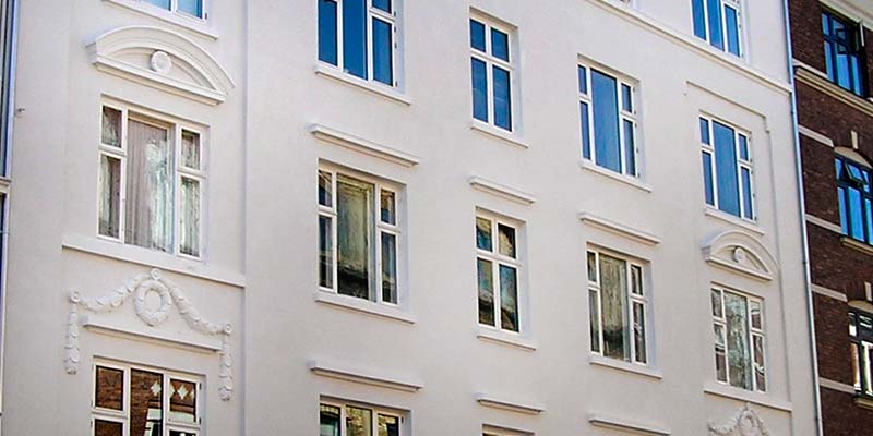 RIOS Byggerådgivning - facade